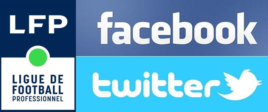 La LFP dénonce un climat de haine sur les réseaux sociaux et ouvre le dialogue avec Facebook et Twitter