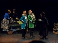 L'extraordinaire Noël de Monsieur Scrooge