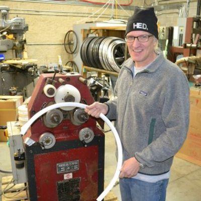 Steve Hed, révolutionnaire dans l'industrie du cycle nous a quitté