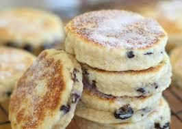 Welsh Cakes Anglo-Normand