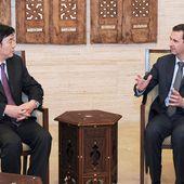 LA CHINE INTENSIFIE SON ROLE DANS LES EFFORTS DE REGLEMENT DE LA CRISE EN SYRIE