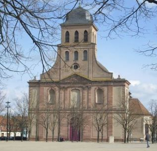 Exposition : Les Anges en l'Eglise Royale St Louis à Neuf-Brisach