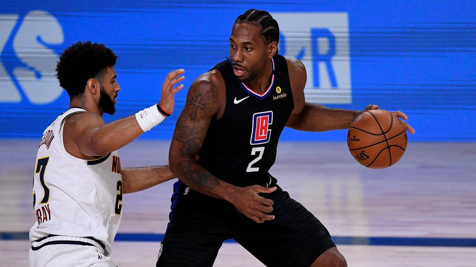 Kawhi Leonard et les Clippers explosent Denver dans le match 1 des demi-finales de Conférence Ouest