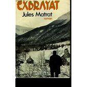Jules Matrat un roman de Charles Exbrayat - Dans la Bulle de Manou