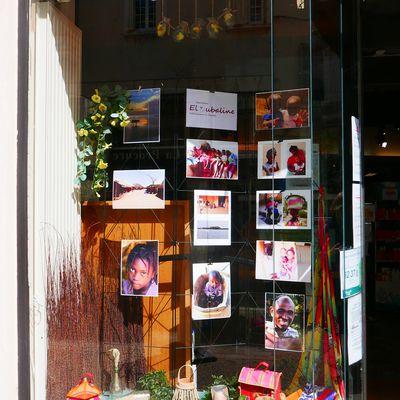 Votre Association en 'Vitrine au centre ville de Bourg en Bresse'