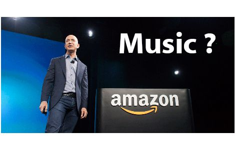 Mobile : Amazon va-t-il entrer dans la danse du streaming musical ?