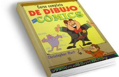 Aprende a dibujar para cómics - Christopher Hart - Curso completo