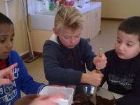 Le saucisson au chocolat CPB