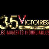 35 ans de Victoires de la musique : les meilleurs moments le 23 juillet sur France 2. - Leblogtvnews.com