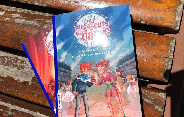 Les voyageurs de la danse: une nouvelle série de romans aventure