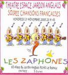 Les Zaphones en avant-première au Raincy !