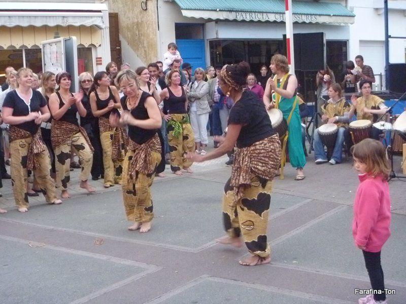 Fête de la musique à Saint-Brévin-l'Océan