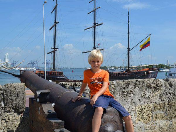 12/08/15 : de Salento à Cartagena de indias