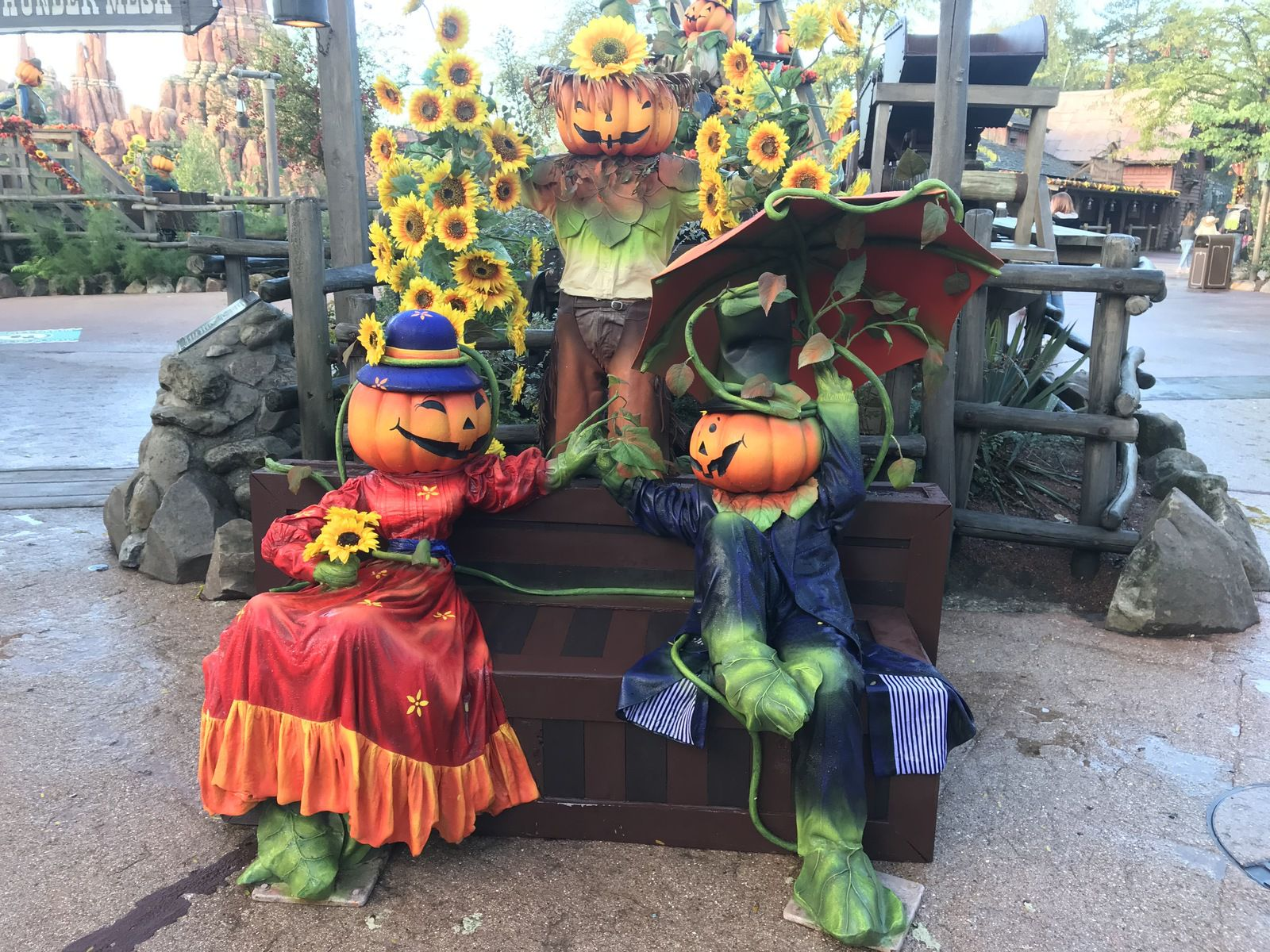 Le Festival Halloween Disney à Disneyland Paris [2020]