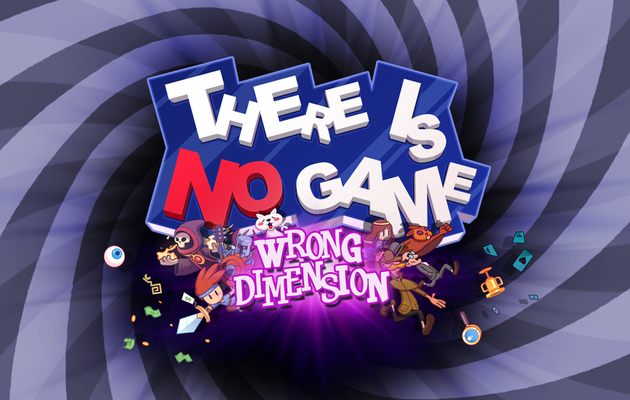 "[ACTUALITE] ""There Is No Game: Wrong Dimension"" - Le non-jeu sera lancé sur Steam le 6 août"