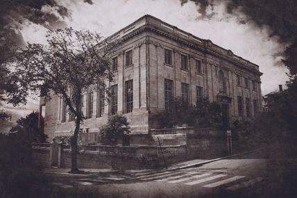 La malédiction de l'Université Miskatonique