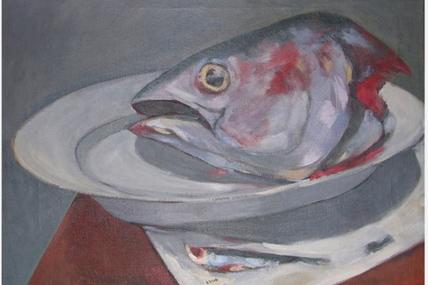 Un poisson mythique est servi au Grand Hôtel.