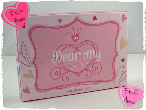 Palette Dear My Blooming Eyes Etude House + Méga Réduc inside !!