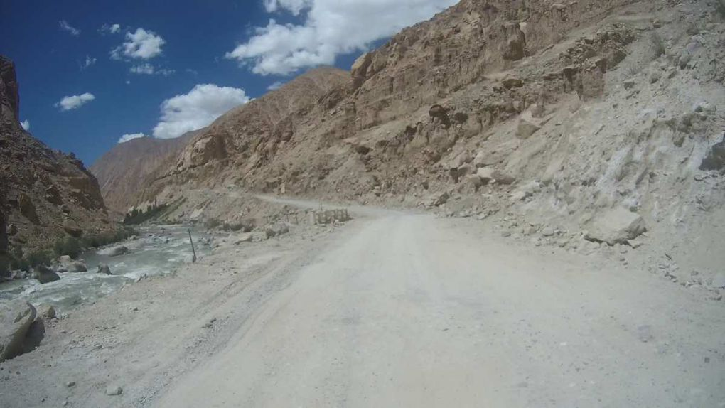 La vallée de l'Indus (suite)