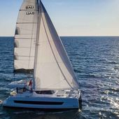 Private Austellung bei Bali Catamarans vom 2. bis 4. Juli, in Canet en Roussillon - Yachting Art Magazine