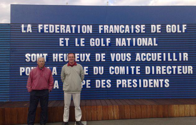 Coupe des Présidents et Assemblée Générale FFGolf
