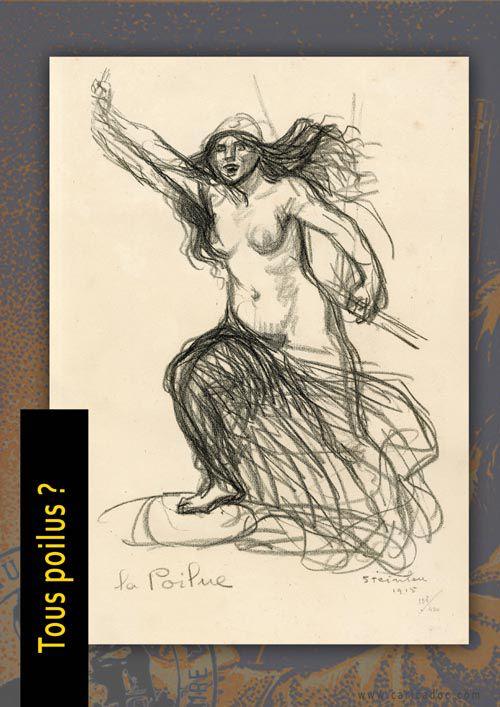 Images du poilu : exposition itinérante à louer / imprimer