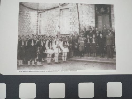 SMGR19 Inauguration exposition des photos anciennes du collège