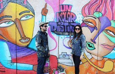 Un Kolor Distinto en sala Farol en Valparaiso