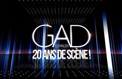 Gad Elmaleh fête ses 20 ans de scène ce soir sur TF1