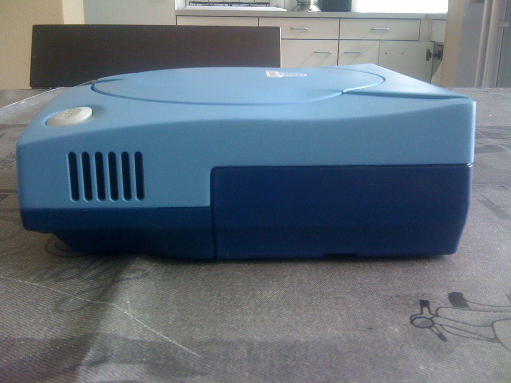 Album - custom console