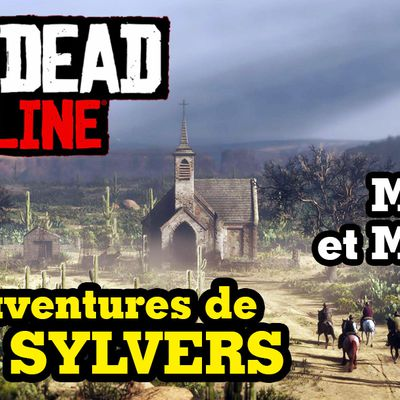 Red Dead Online fr / Let's play / L'inconnu /Ep03