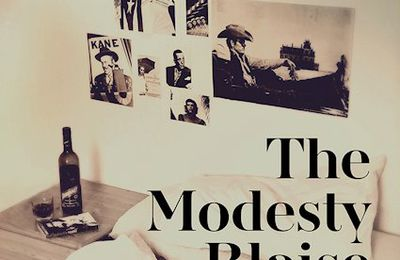 💿 	Modesty Blaise • The Modesty Blaise