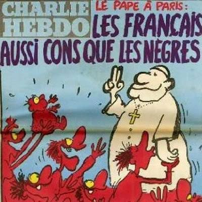 Charlie Hebdo, que dalle!
