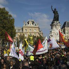 Retour, avec nouvelles photos, sur la manifestation contre Erdogan, à Paris le 11 octobre