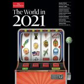 The economist: le monde en 2021 brève interprétation du message cryptique.