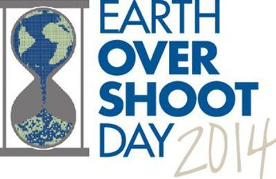 Energie Le jour du dépassement : le déficit écologique de l'humanité s'aggrave en 2014