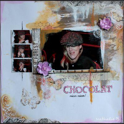 Chocolat... miam miam !