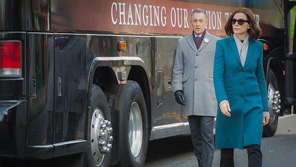 Critiques Séries : The Good Wife. Saison 7. Episode 11.