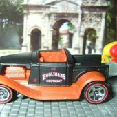 HOOLIGAN FORD 1931 PICK-UP HOT WHEELS 1/64 - car-collector.net