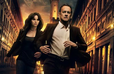 INFERNO de Ron Howard, ce soir, sur France 2....