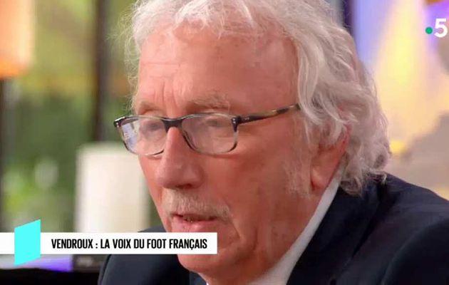 """Jacques Vendroux revient sur son interview polémique de Michel Platini : """"C'est une maladresse"""""""