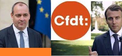 Travailleurs méfiez-vous de la CFDT