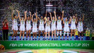 Coupe du Monde FIBA féminine U19 : les États-Unis restent sur le toit du monde, le Mali termine au pied du podium