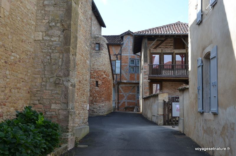 A travers la Bresse