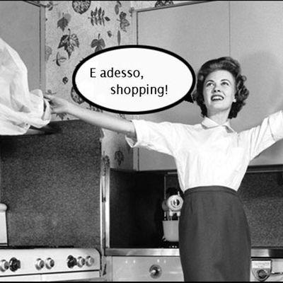 E adesso, shopping!