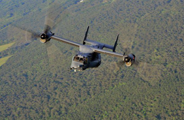 La flotte des V-22 Osprey dépasse les 250 000 heures de vol