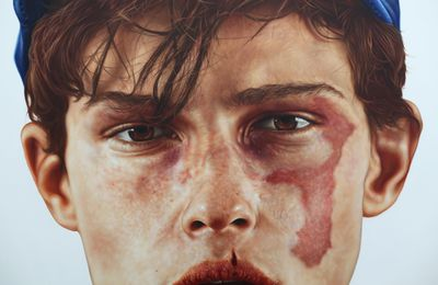 Exposition Peinture contemporaine: Robin KID A.K.A THE KID « It's All Your Fault »