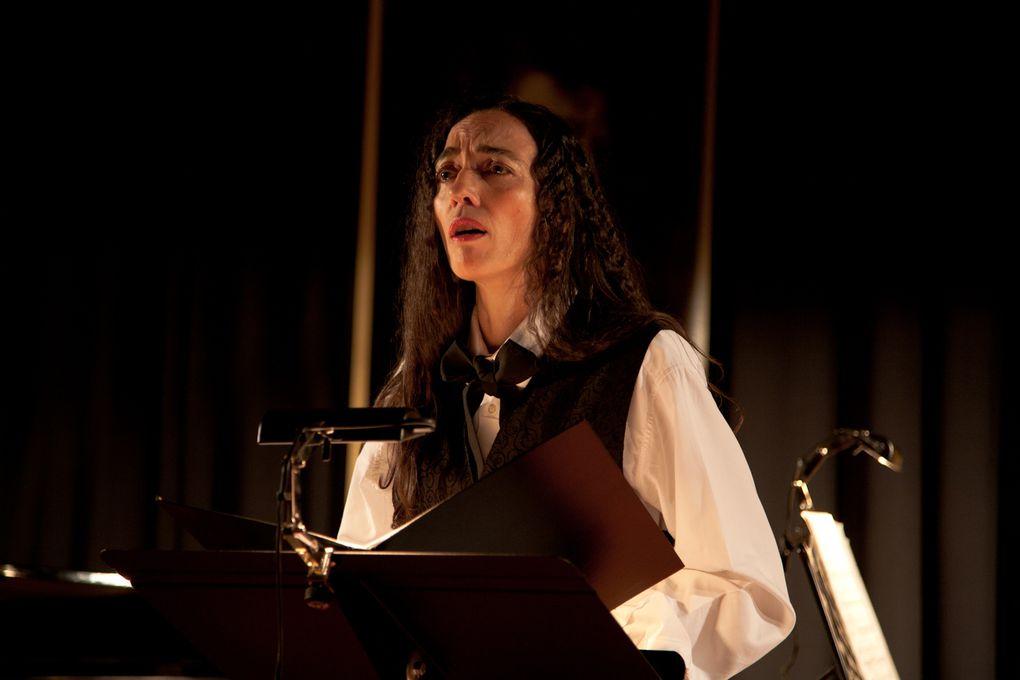 Spectacle donné le 7 novembre 2010 au Conservatoire du Bourget.