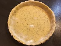 Petatou (tarte au chèvre et pommes de terre)