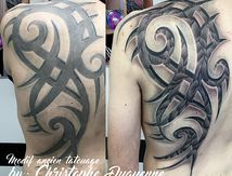 modification tatouage tribal